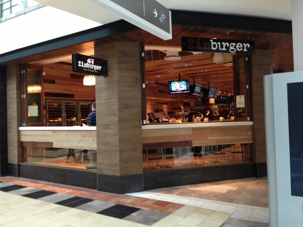 Zinburger Paramus