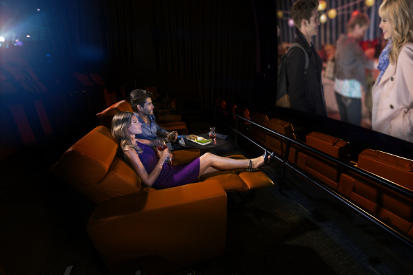 IPic Entertainment Is Opening Their U201crevolutionary Cinema Escapeu201d At The Hudson  Lights Development In Fort Lee. The Eight Screen, 533 Seat Luxury Movie ...