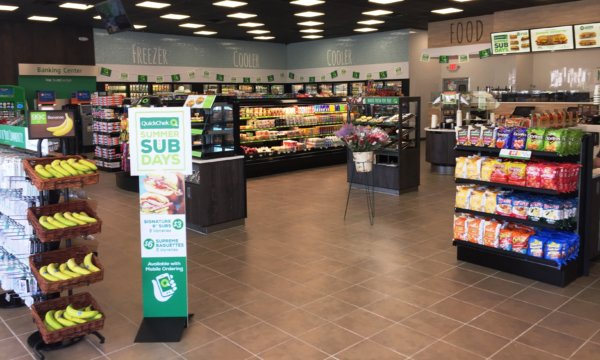 QuickChek Has Opened S New 5,496 Square Foot Store Located At 156 Hackensack  Avenue In Hackensack, NJ. It Is The Companyu0027s Second Store In The City, ...