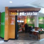 Fresh U Adds Some Healthy To Mall Dining