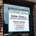 Grk Grill Coming Soon to Cresskill